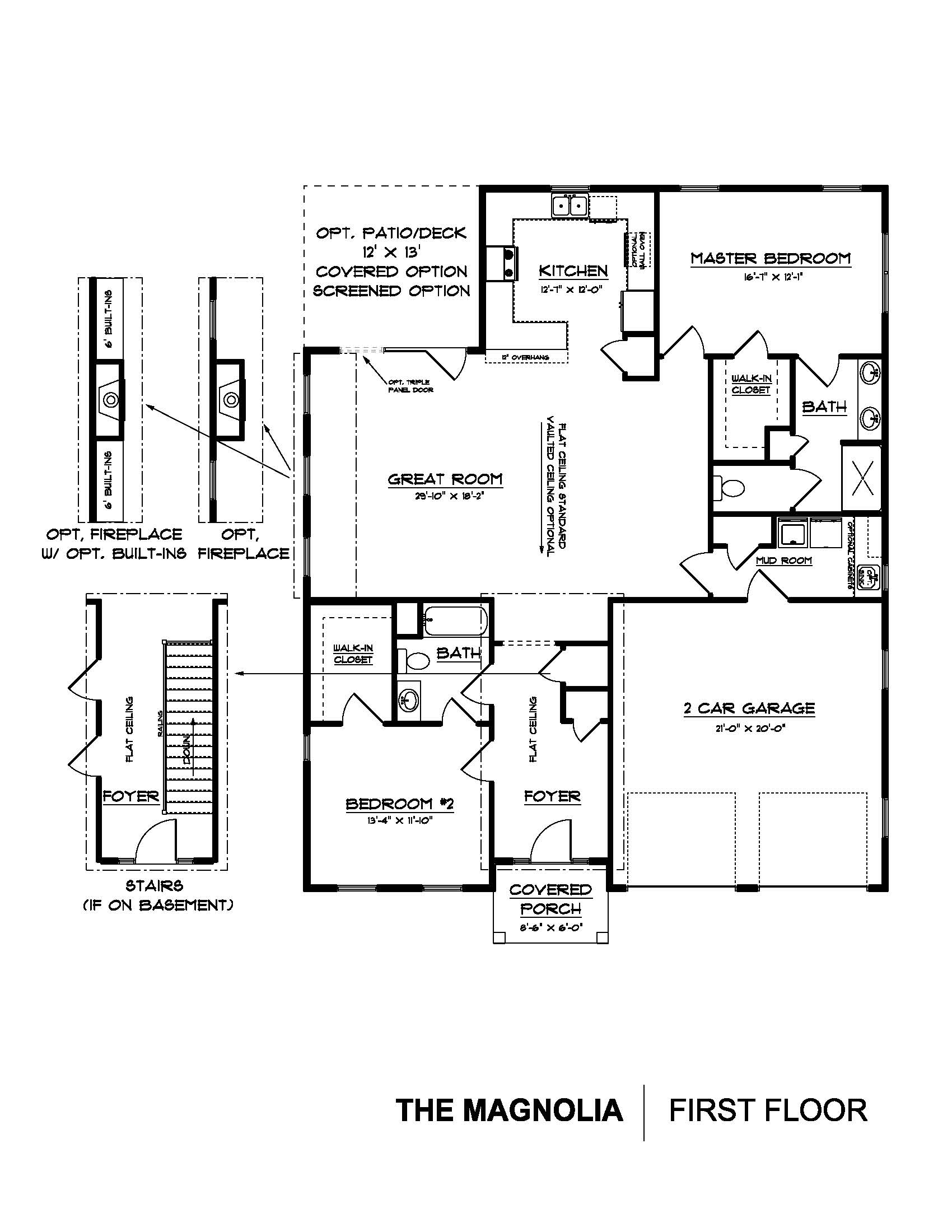 Magnolia Homes Floor Plans Magnolia Small Houses