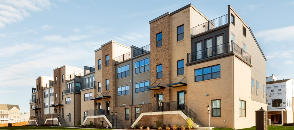 The Ridgeview Southern Development Homes