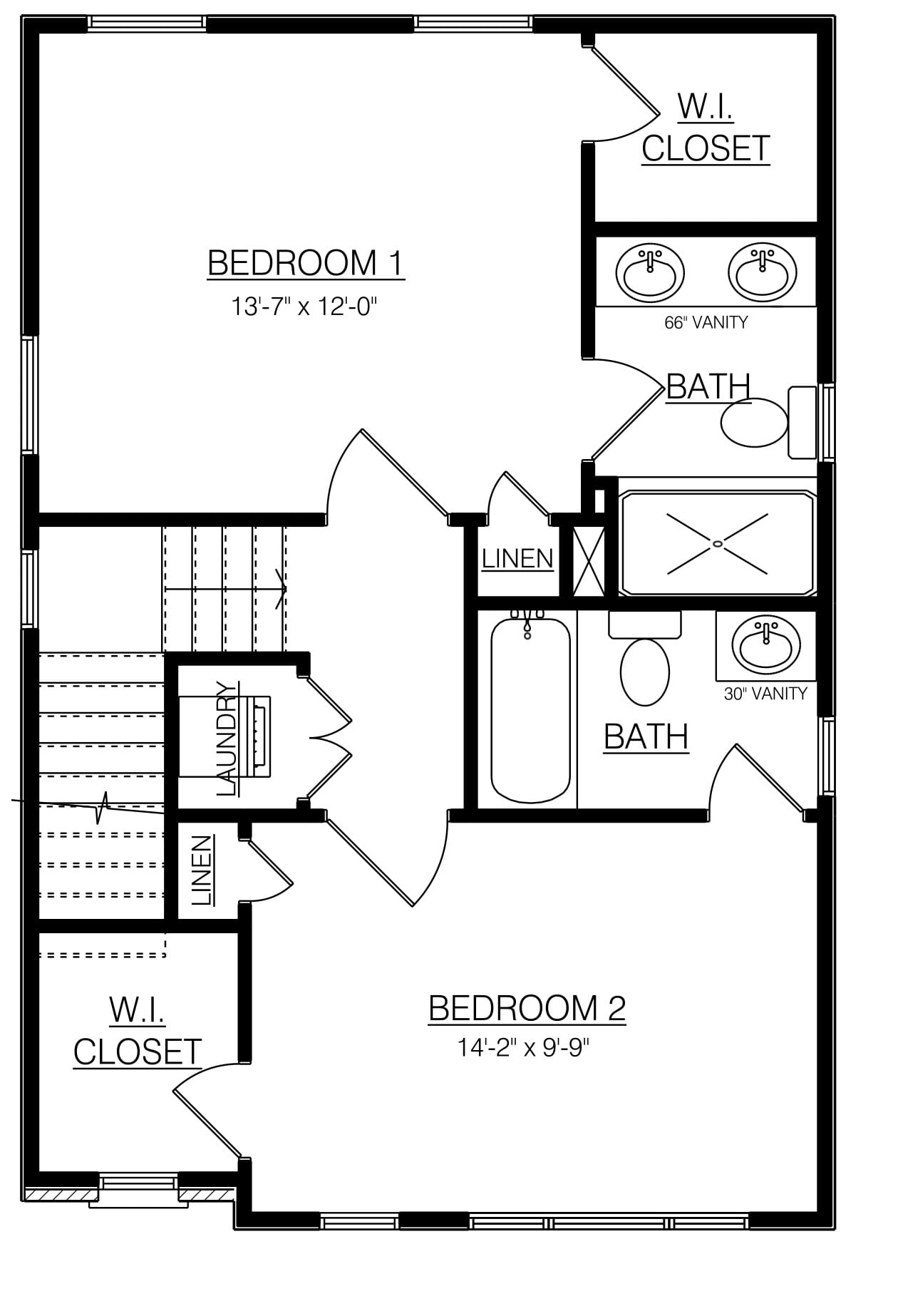 Oakmont floor plan the oakmont southern development homes for The oakmont