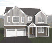 Addison Elevation A Rendering